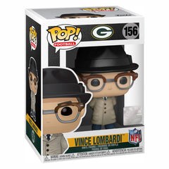 NFL Legends Pop! Vinyl Figure Vince Lombardi (Packers) [156] - Fugitive Toys
