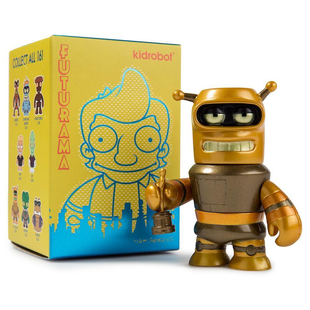 Kidrobot Futurama Universe X Mini Series: (1 Blind Box) - Fugitive Toys