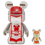 Disney Urban Vinylmation Milk & Orange Juice Cartons [#7] - Fugitive Toys