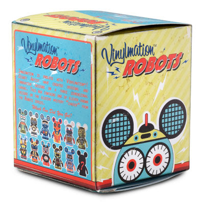 Disney Vinylmation Robots Series 1: (1 Blind Box)