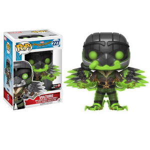 Spider-Man Homecoming Pop! Vinyl Figure Vulture (Glow in the Dark) [227]