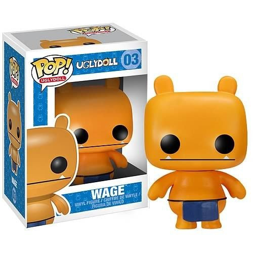 Uglydoll Pop! Vinyl Figure Wage [03] - Fugitive Toys