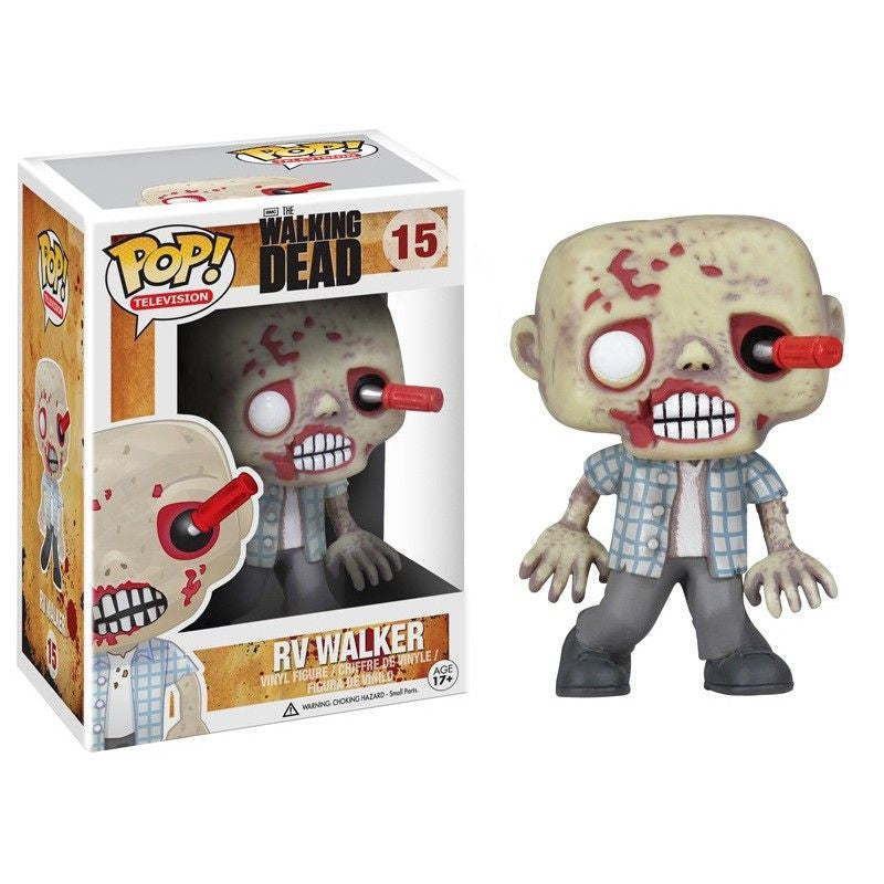 The Walking Dead Pop! Vinyl Figure RV Walker [15]