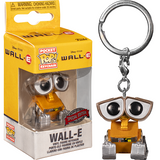 Wall-E Pocket Pop! Keychain Wall-E (Metallic) [Exclusive] - Fugitive Toys