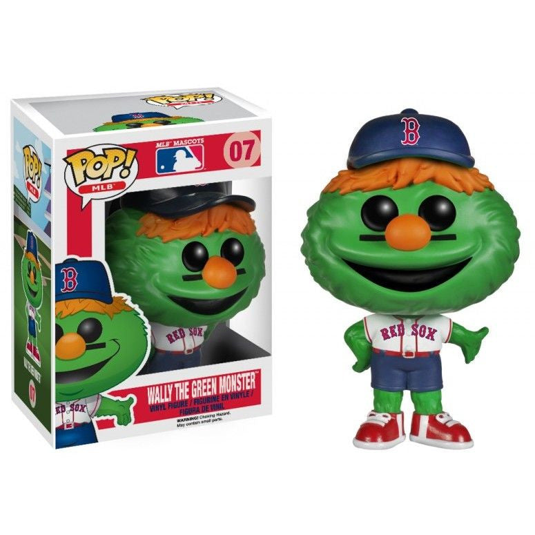 MLB Mascots Pop! Vinyl Figure Wally The Green Monster [Boston Red Sox]