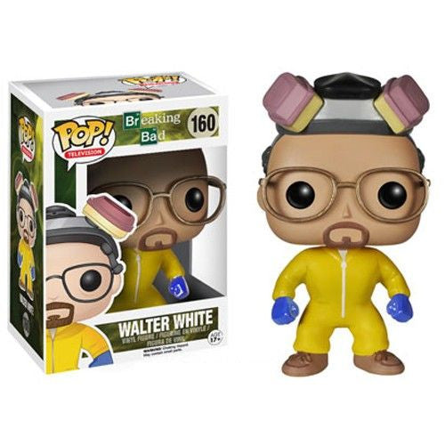 Breaking Bad Pop! Vinyl Figure Walter White [Cook Outfit]