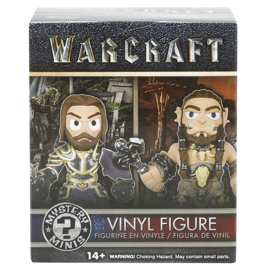 Warcraft Mystery Minis: (1 Blind Box)