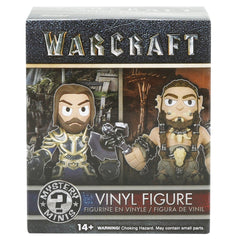 Warcraft Mystery Minis: (1 Blind Box) - Fugitive Toys