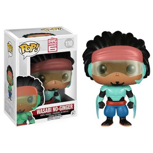 Disney Pop! Vinyl Figure Wasabi No-Ginger [Big Hero 6]