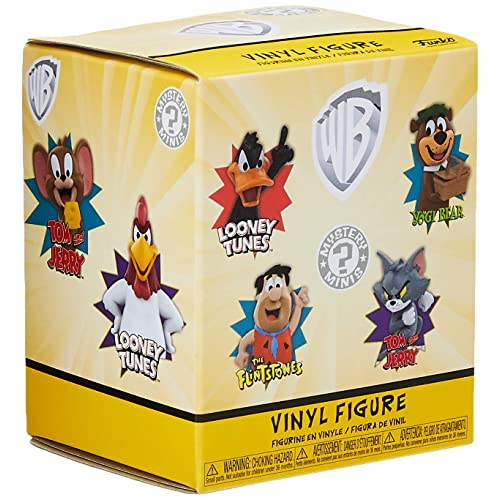 Warner Brothers Saturday Morning Cartoons Mystery Minis [Toys R Us] (1 Blind Box)