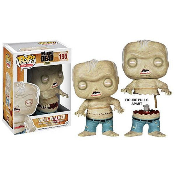 The Walking Dead Pop! Vinyl Figure Well Walker