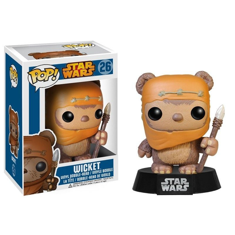 Star Wars Pop! Vinyl Bobblehead Wicket