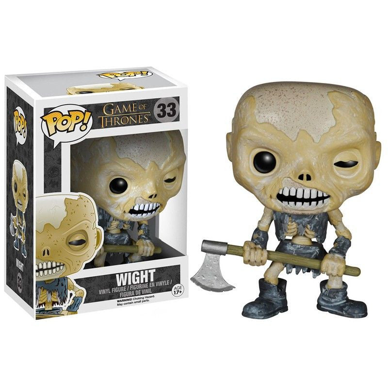 Game of Thrones Pop! Vinyl Figure Wight