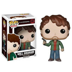 Hannibal Pop! Vinyl Figure Will Graham - Fugitive Toys