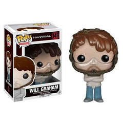 Hannibal Pop! Vinyl Figure Straight jacket Will Graham - Fugitive Toys