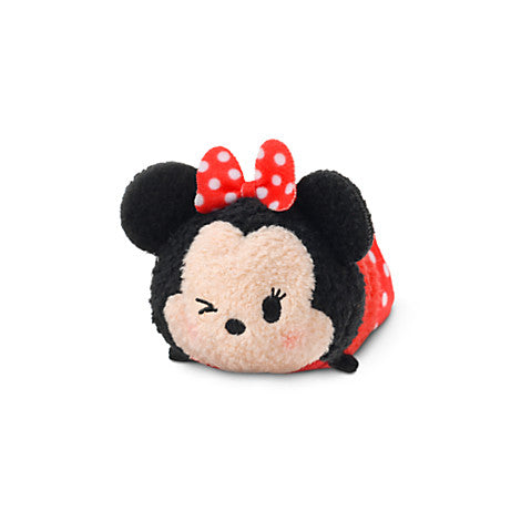 Disney Minnie Mouse Winking Tsum Tsum Mini Plush