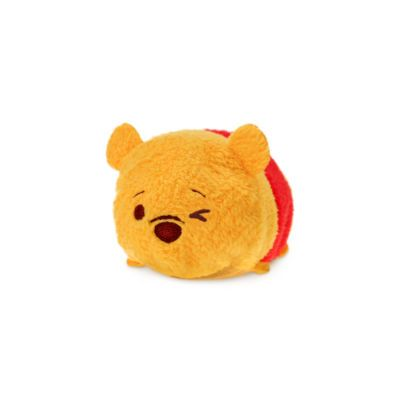 Disney Winnie the Pooh Winking Tsum Tsum Mini Plush - Fugitive Toys