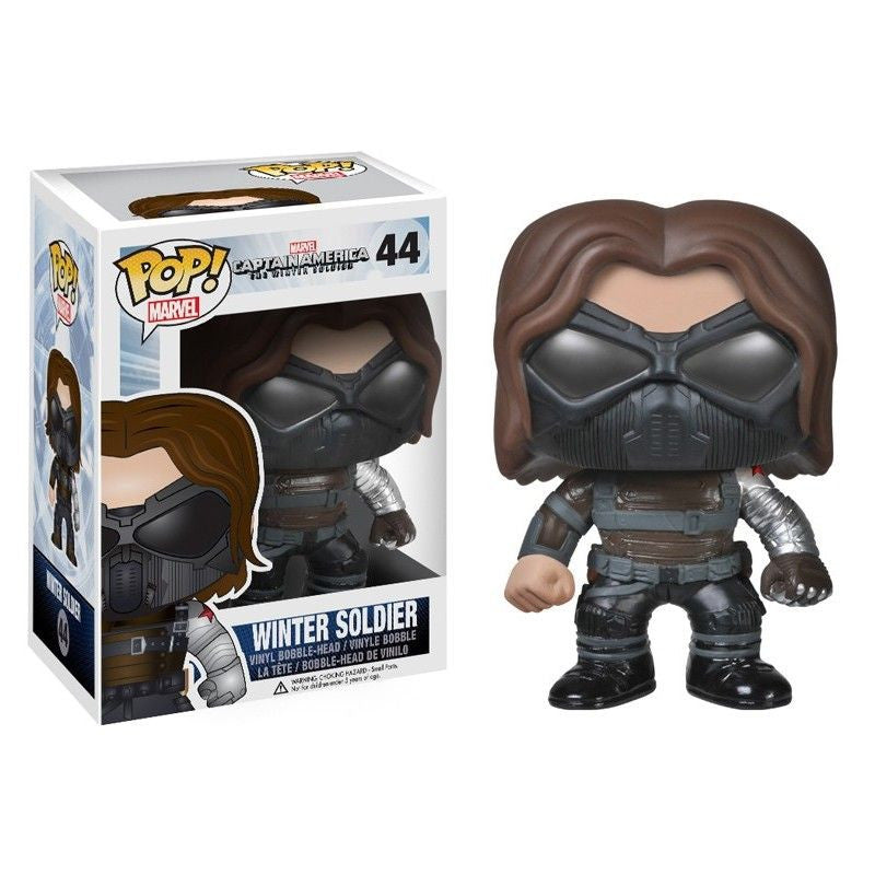 Marvel Captain America: The Winter Soldier Pop! Vinyl Figure Winter Soldier [Masked]