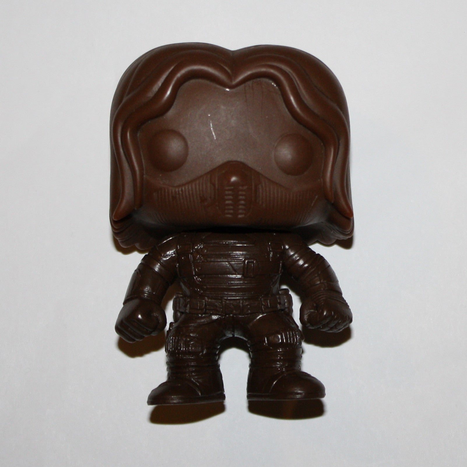 Winter Soldier Unmasked [Captain America: Winter Soldier] Proto
