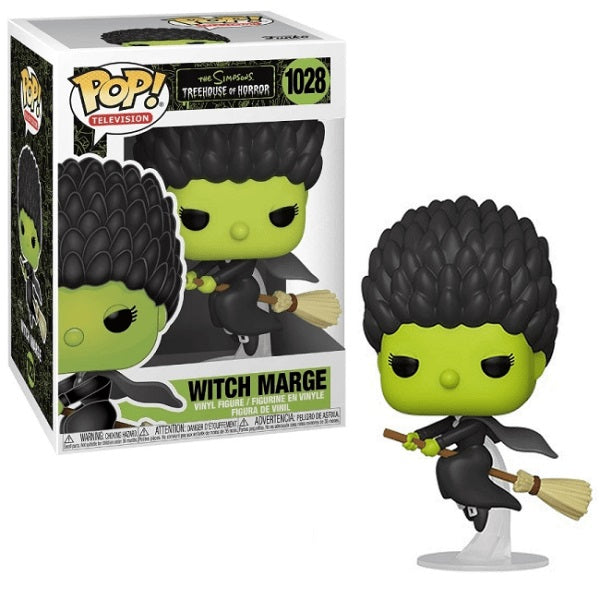 The Simpsons Treehouse of Horror Pop! Vinyl Figure Witch Marge [1028]