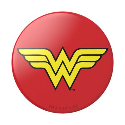 PopSockets DC Justice League: Wonder Woman Icon