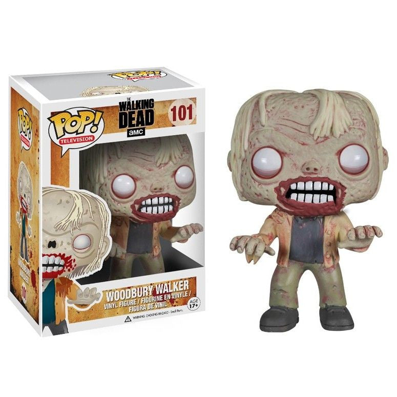 The Walking Dead Pop! Vinyl Figure Woodbury Walker
