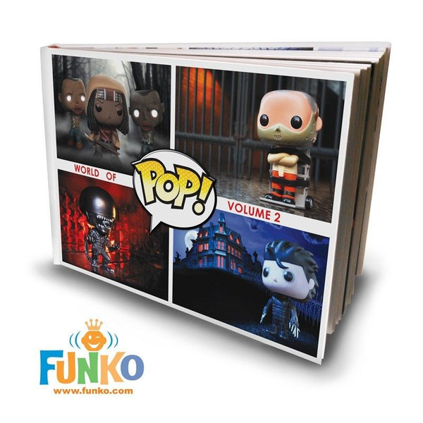 World Of Pop Volume 2 Hardcover Fugitive Toys
