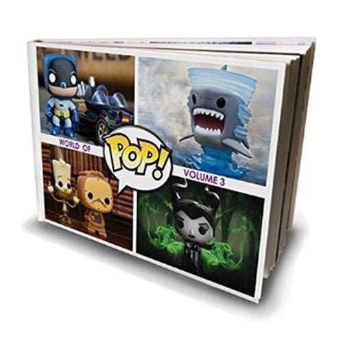 World of Pop! Volume 3 (Hardcover)