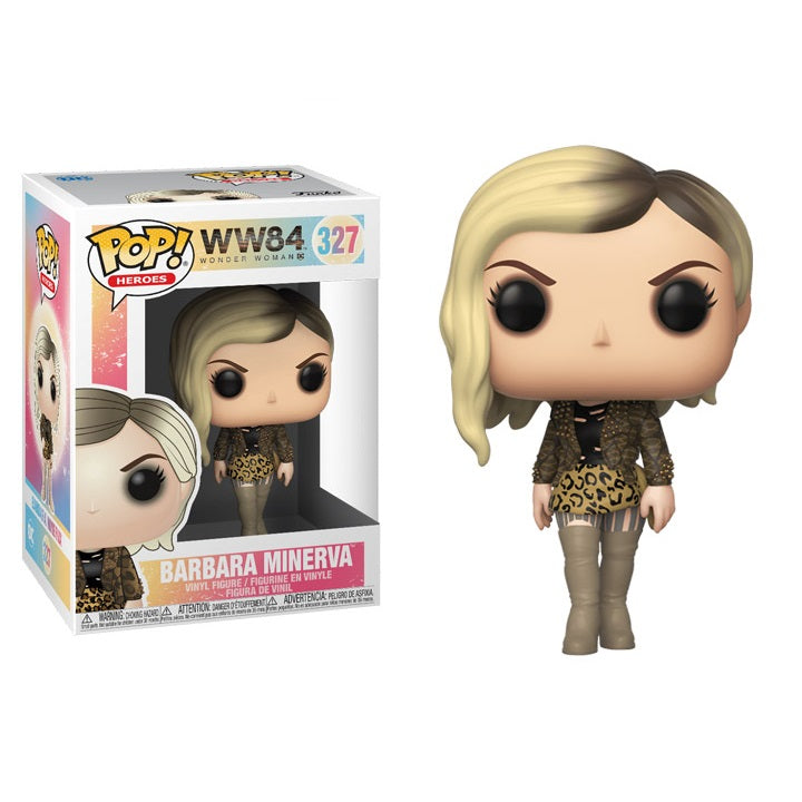 Wonder Woman 1984 Pop! Vinyl Figure Barbara Minerva [327] - Fugitive Toys