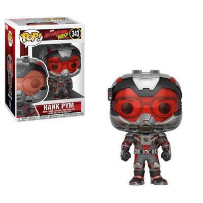 Marvel Pop! Vinyl Figure Hank Pym [Ant-Man and the Wasp] [343]