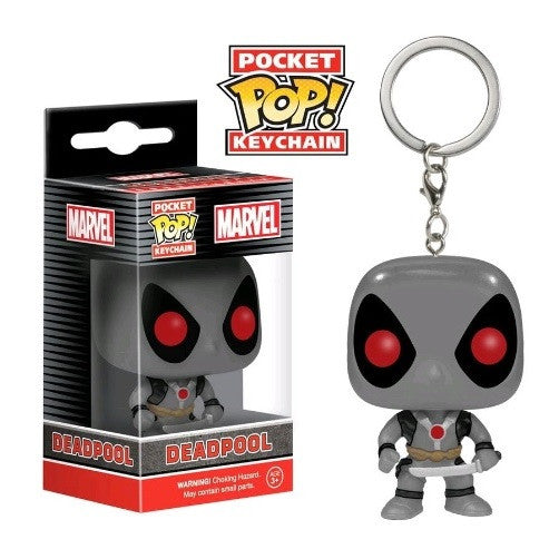 Marvel Pocket Pop! Keychain X-Force Deadpool [Exclusive]