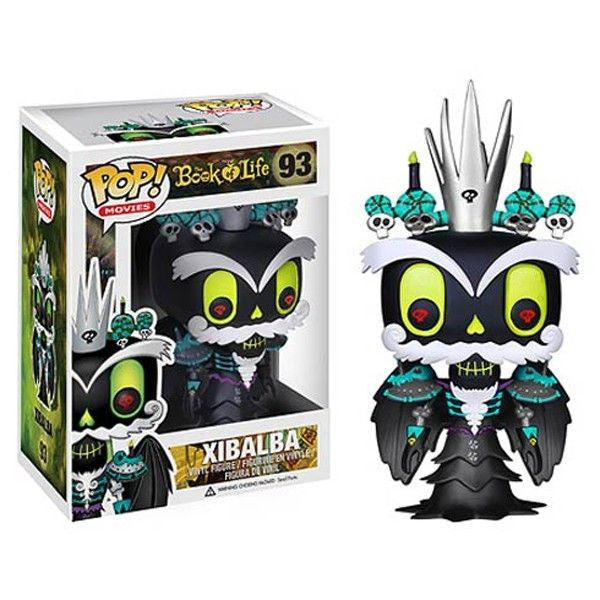 Movies Pop! Vinyl Figure King Xibalba [The Book of Life] - Fugitive Toys