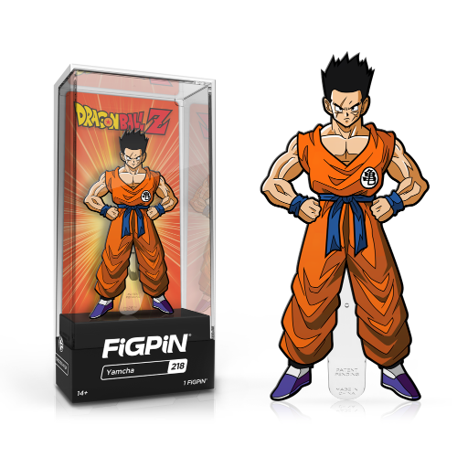 Dragon Ball Z: FiGPiN Enamel Pin Yamcha [218]