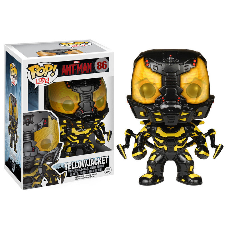 Marvel Ant-Man Pop! Vinyl Bobblehead Yellowjacket