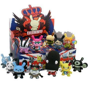Ye Olde English Dunny Series (Case of 25)