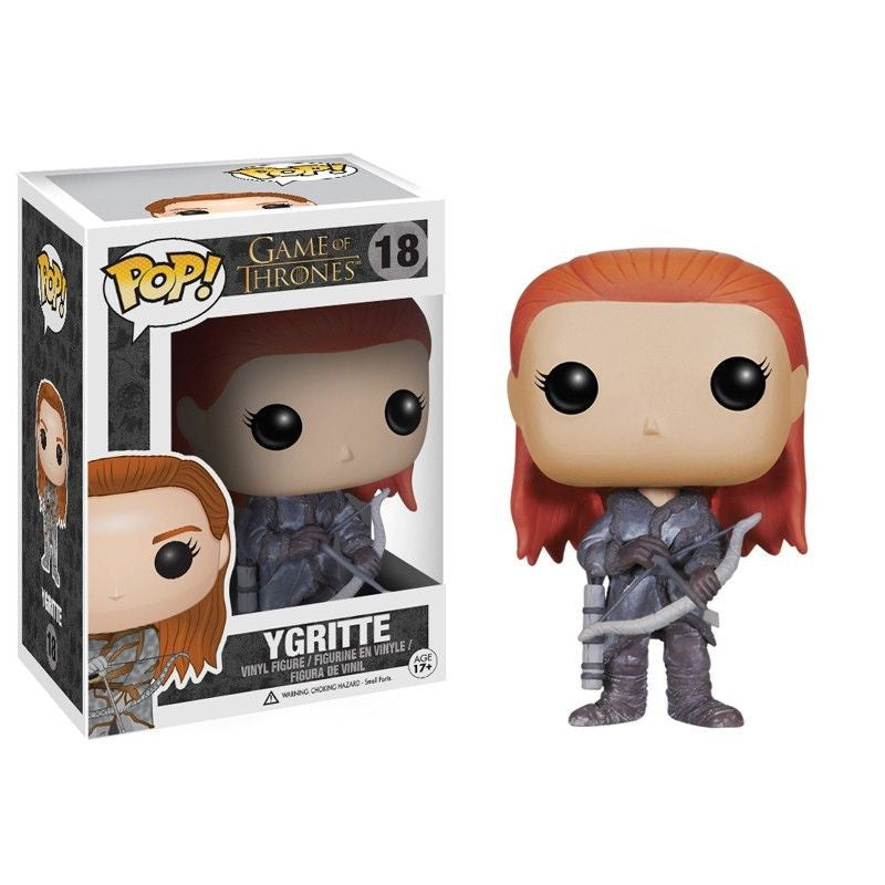 Game of Thrones Pop! Vinyl Figure Ygritte