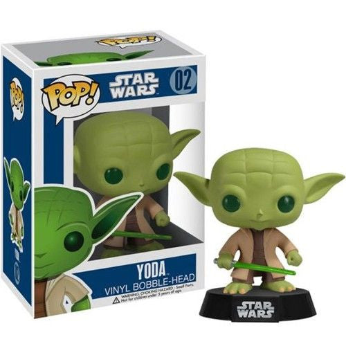 Star Wars Pop! Vinyl Bobblehead Yoda