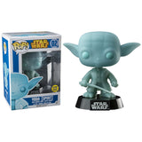 Star Wars Pop! Vinyl Bobblehead Yoda [Spirit] Exclusive