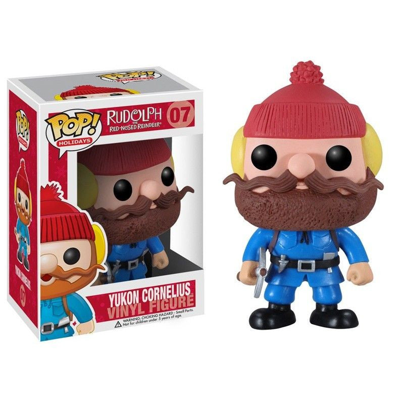 Holidays Pop! Vinyl Figure Yukon Cornelius [Rudolph the Red Nosed Reindeer]