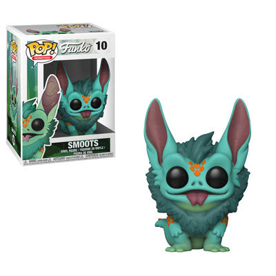 Monsters Pop! Vinyl Figure Angus Smoots [10]