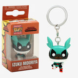 My Hero Academia Pocket Pop! Keychain Deku with Helmet (Izuku Midoriya) - Fugitive Toys
