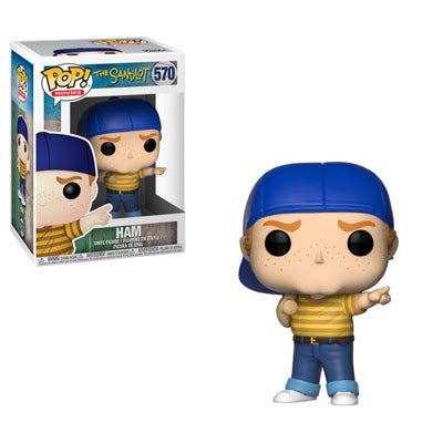 The Sandlot Pop! Vinyl Figure Ham [570]