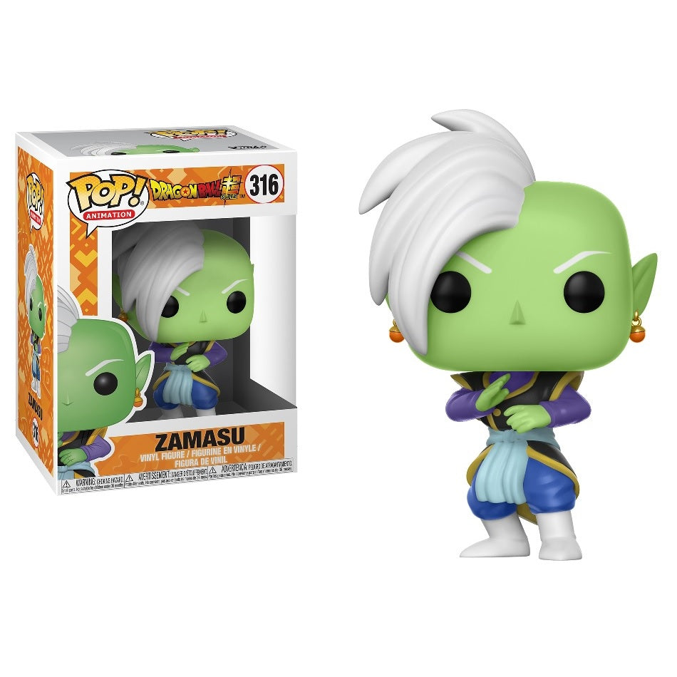 Dragonball Super Pop! Vinyl Figure Zamasu [316]