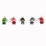 Kidrobot Marvel Munny Zipper Pulls Series 2: (1 Blind Box) - Fugitive Toys