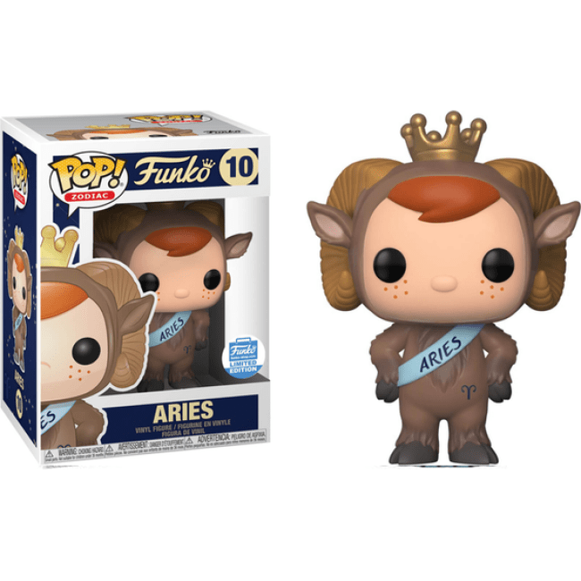 Zodiac Pop! Vinyl Figure Freddy Funko Aries [10]