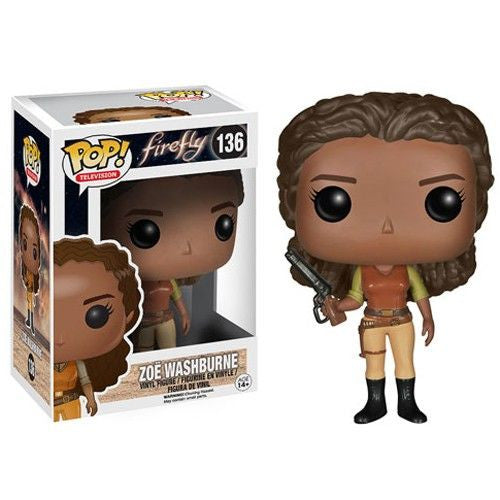 Firefly Pop! Vinyl Figure Zoe Washburne