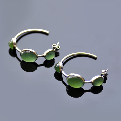 925 Silver Earring Collection