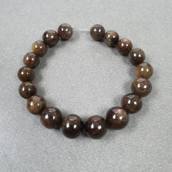 Golden Brown CHOCOLATE SAPPHIRE Gemstone Loose Beads September Birthstone : 185.20ct Natural Untreated Sapphire 7