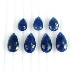 Drilled Sapphire