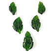 Chrome Diopside Leaves
